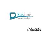 Логотип компании Пассажирские перевозки BusLine