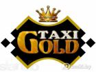 Логотип компании Такси Голд 7585