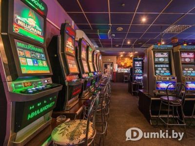 залы игровых автоматов в минске