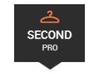 Логотип компании Одежда секонд хенд оптом СекондПро